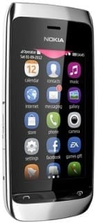 Nokia Asha 309 Specs and Prices