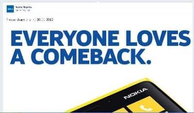 Nokia Lumia 920 Nigeria