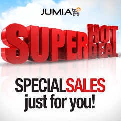Save on Christmas Shopping at Jumia – Shop Online