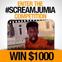 Scream Jumia on Video