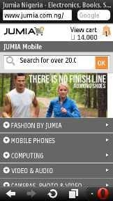 Jumia Goes Mobile – Online Shopping on Phones