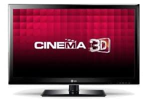 LG 3D LED TV