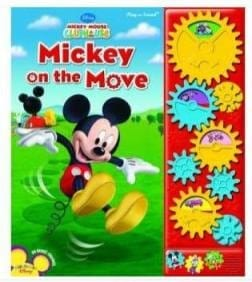 Mickey Mouse Interactive Book