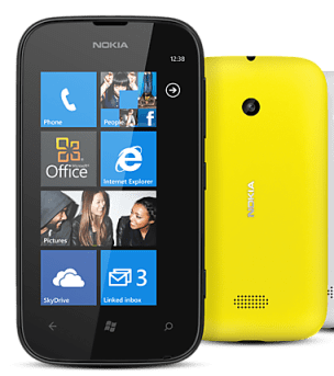Nokia Lumia 510 in Nigeria