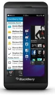 BlackBerry Z10 Specs Price & Availability