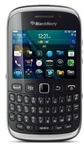 BlackBerry Curve 9320 Price in Nigeria – Curve 7