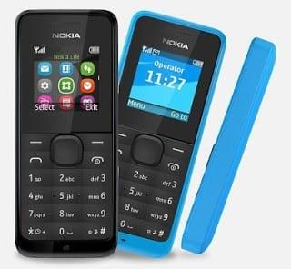 Nokia 105 Specs & Price