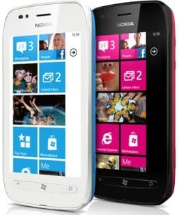 Nokia Lumia 710 Price in Nigeria