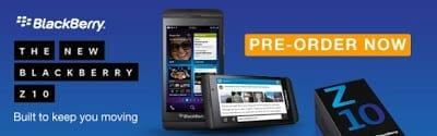 Buy BlackBerry Z10 Online