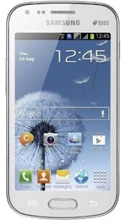 Samsung Galaxy S Duos Dual SIM