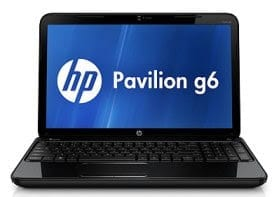HP Pavilion g6 2200 Series