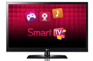 LG TV 32-inch LED 32LV3710 Smart TV