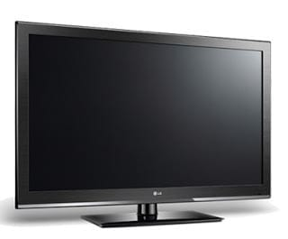 LG LCD TV Price in Nigeria – CS460 Series