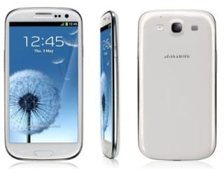 Samsung Galaxy S3 Price in Nigeria