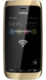 Nokia Asha 310 Price in Nigeria