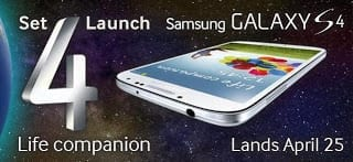 Samsung Galaxy S4 Launch in Nigeria