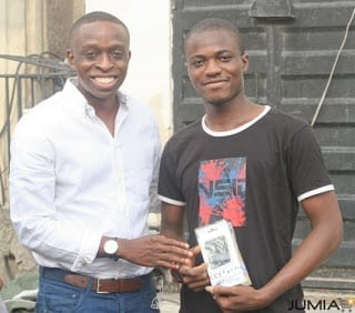 Jumia Delivers Samsung Galaxy S4 to Customers