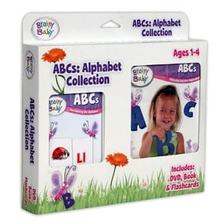 Brainy Baby ABCs Alphabet Collection