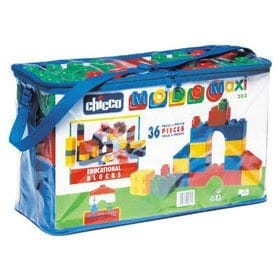 Chicco Modo Maxi Educational Blocks