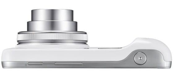 Samsung Galaxy S4 Zoom with 10X Optical Zoom
