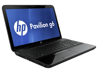 HP Pavilion g6-2300 Laptop Series