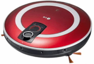 LG Roboking Vacuum Cleaner – 6710LVM Robot Cleaner