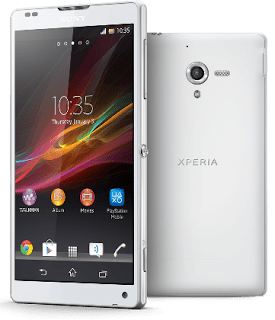 Sony Xperia ZL Price in Nigeria