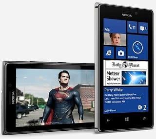 Nokia Lumia 925 - Slim Aluminium Shell