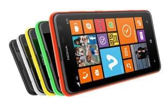 Nokia Lumia 625 - Massive 4.7-inch Display