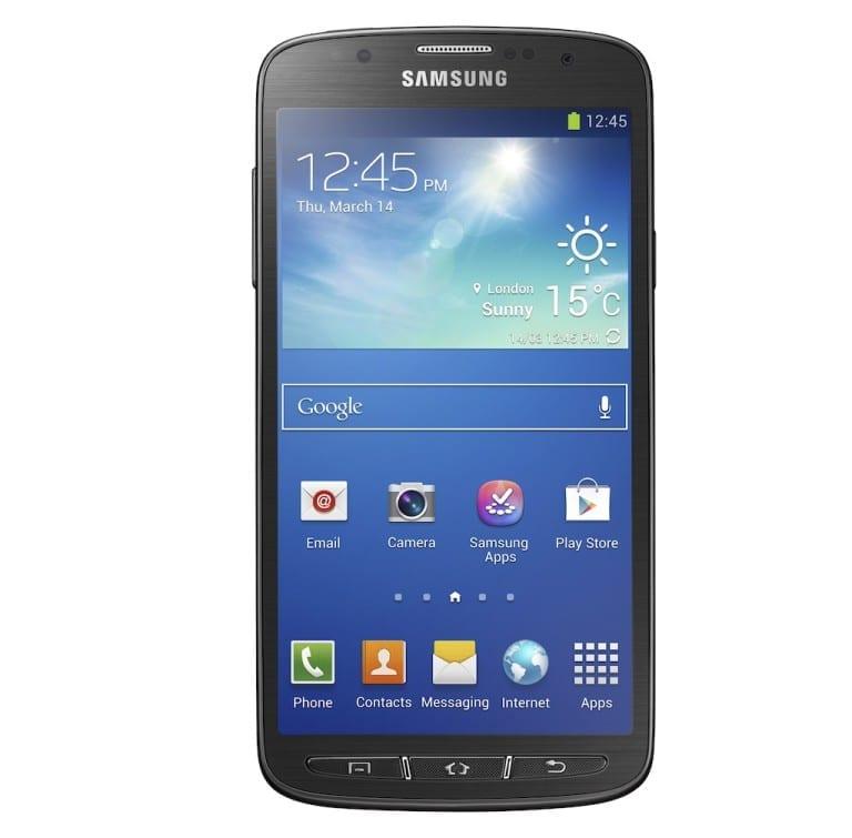 Samsung Galaxy S4 Active Price in Nigeria