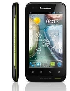 Lenovo A660 - 4.0-inch Android Phone