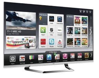 LG 84-inch Ultra HD TV LM9600 – UHD 4K Smart & 3D TV