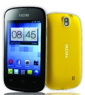 Tecno D5 Cheap Android Phone