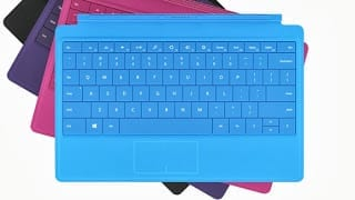 Type Covers for Microsoft Surface Pro 2