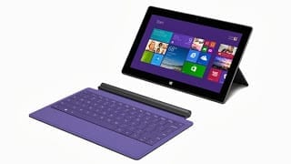 Wireless Adapter for Type or Touch Cover on Microsoft Surface Pro 2