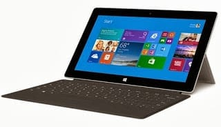 Microsoft Surface 2 with Touch Cover or Type Cover