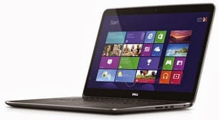 Dell XPS 15 Windows 8.1 Ultrabook Laptop