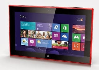Nokia Lumia 2520 Windows RT 8.1 Tablet