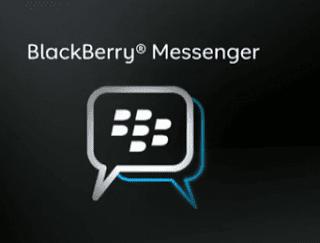 BlackBerry BBM logo