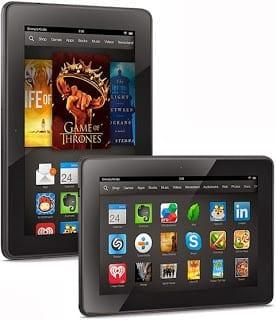 Kindle Fire HDX Tablet