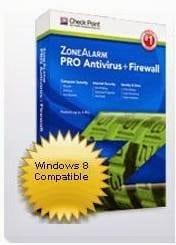 ZoneAlarm PRO Antivirus + Firewall 2013