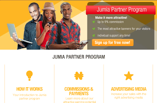 Make Money with JUMIA Affiliate Marketing Program