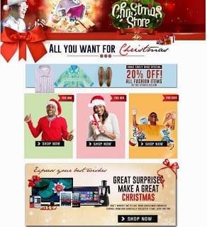 Jumia Christmas Store
