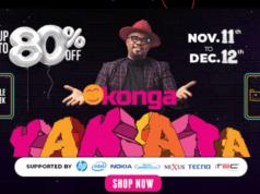 Konga Black Friday 2020