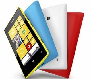 Nokia Lumia 520 Low Cost WP8 Phone