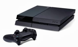 Sony PS4 with DualShock 4 Controller