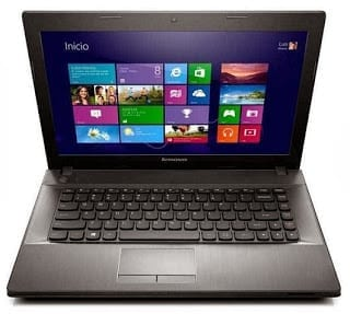 Lenovo IdeaPad G400 with Windows 8