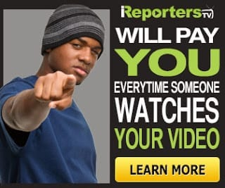 Make Money Uploading Videos to iReportersTv.co