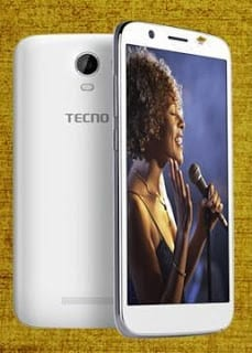 Tecno D9 Specs & Price - 6-inch Android Phablet - Nigeria