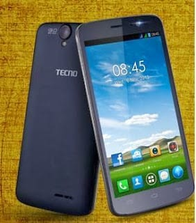 Tecno D9 Price in Nigeria - Low Cost 6-inch Phablet